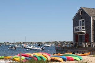 Kayak Nantucket Harbor