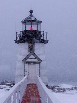 Stormy Brant Point