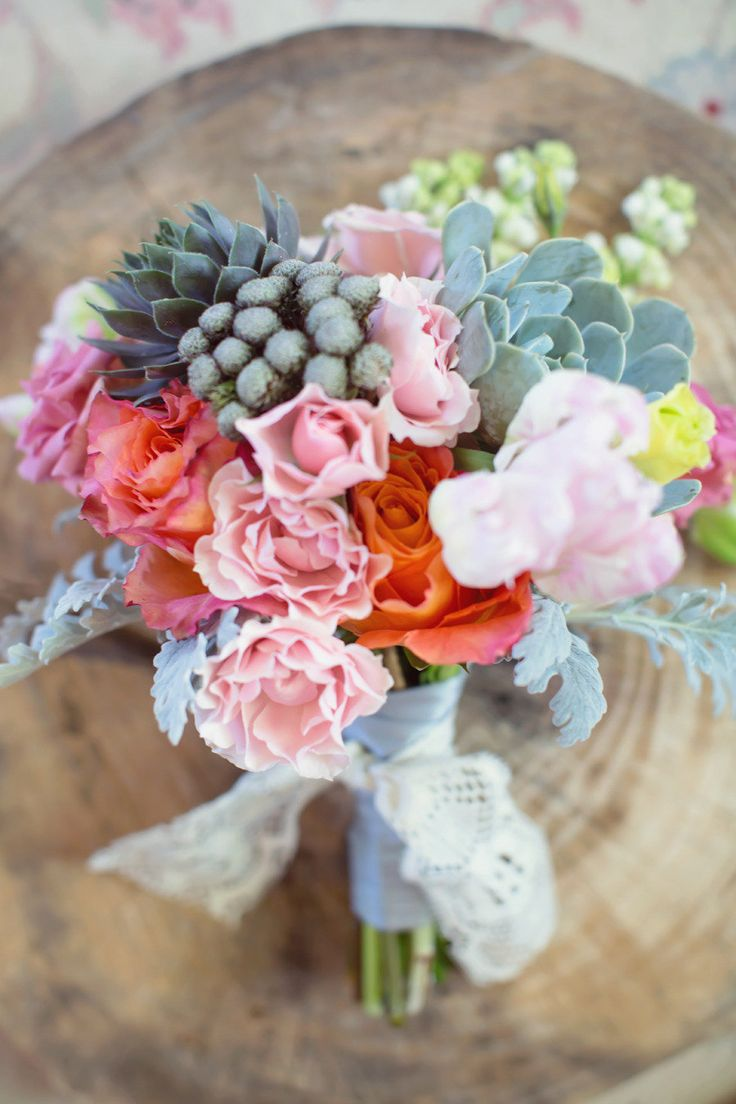 """Flowers that say """"I Do"""""""