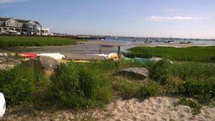 Nantucket Harbor – Low Tide