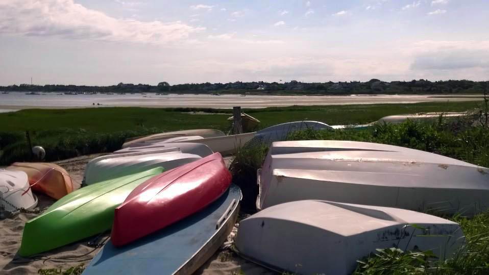 Let's go kayaking…