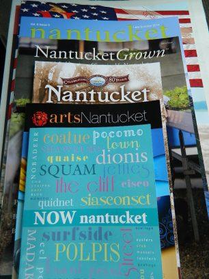 Nantucket Magazines