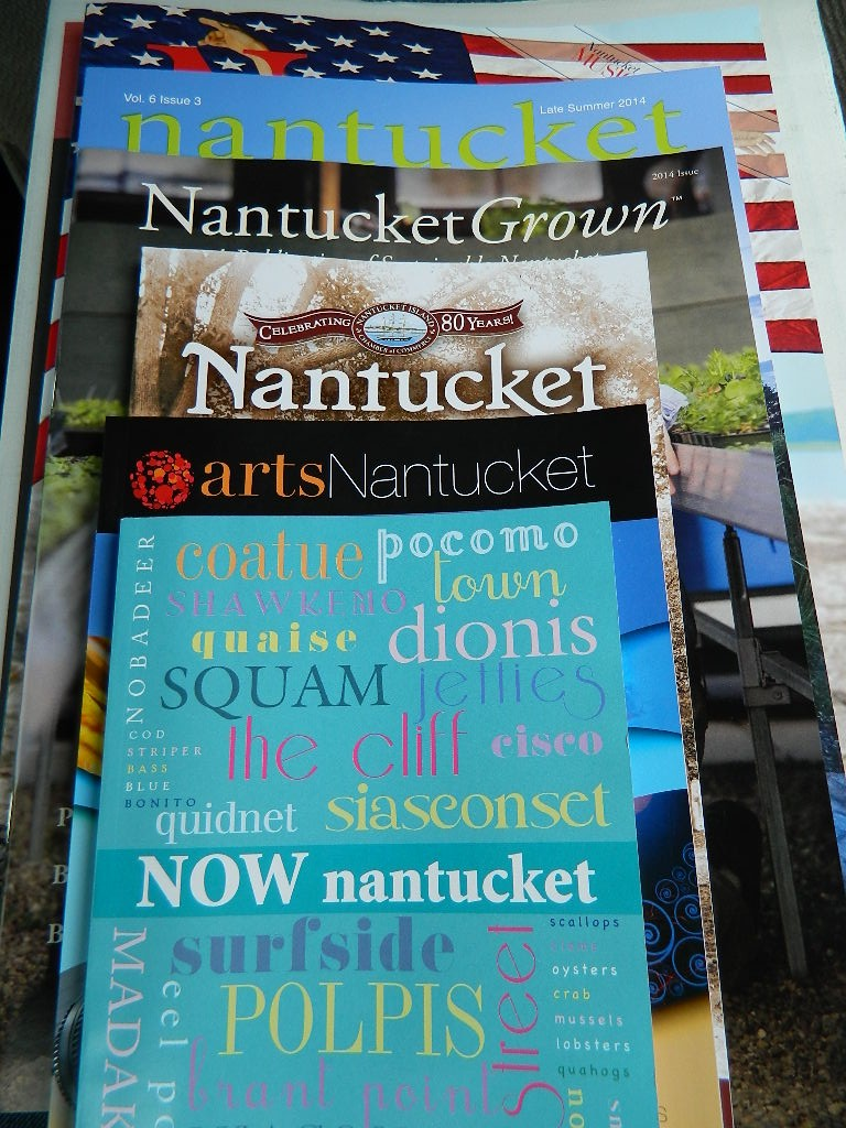 Nantucket Magazines