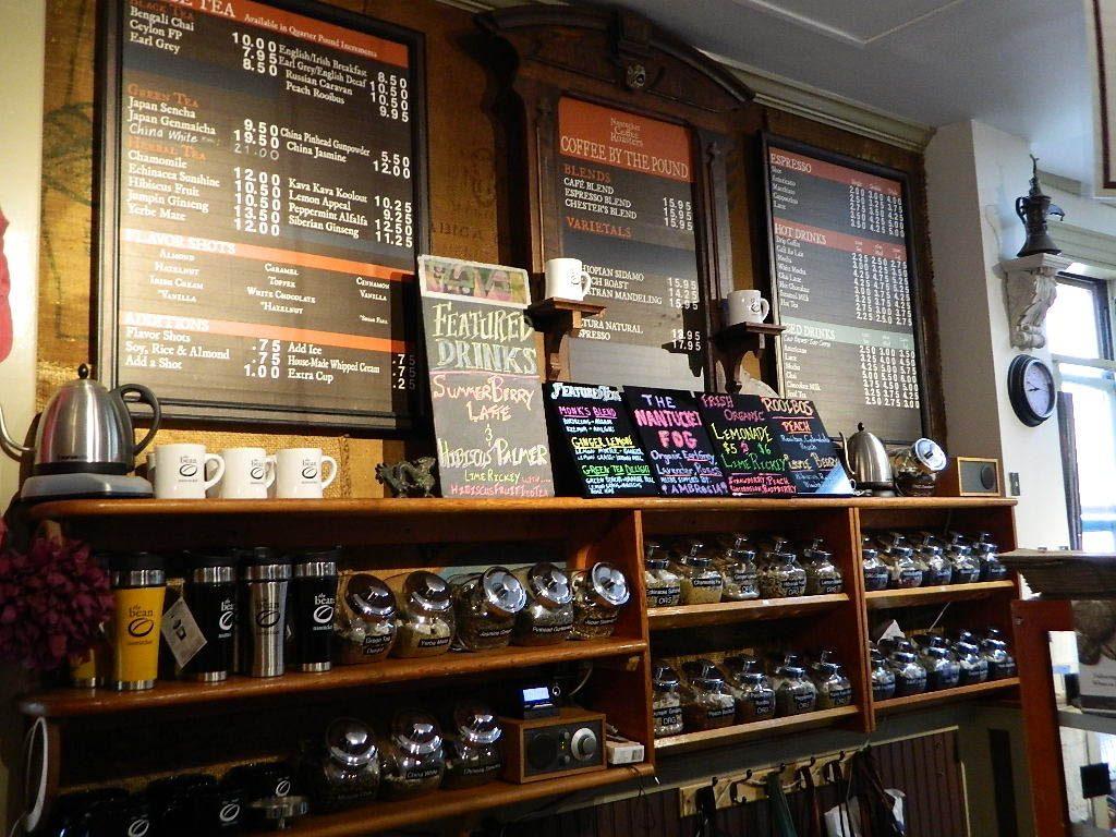 The Bean Coffee Shop