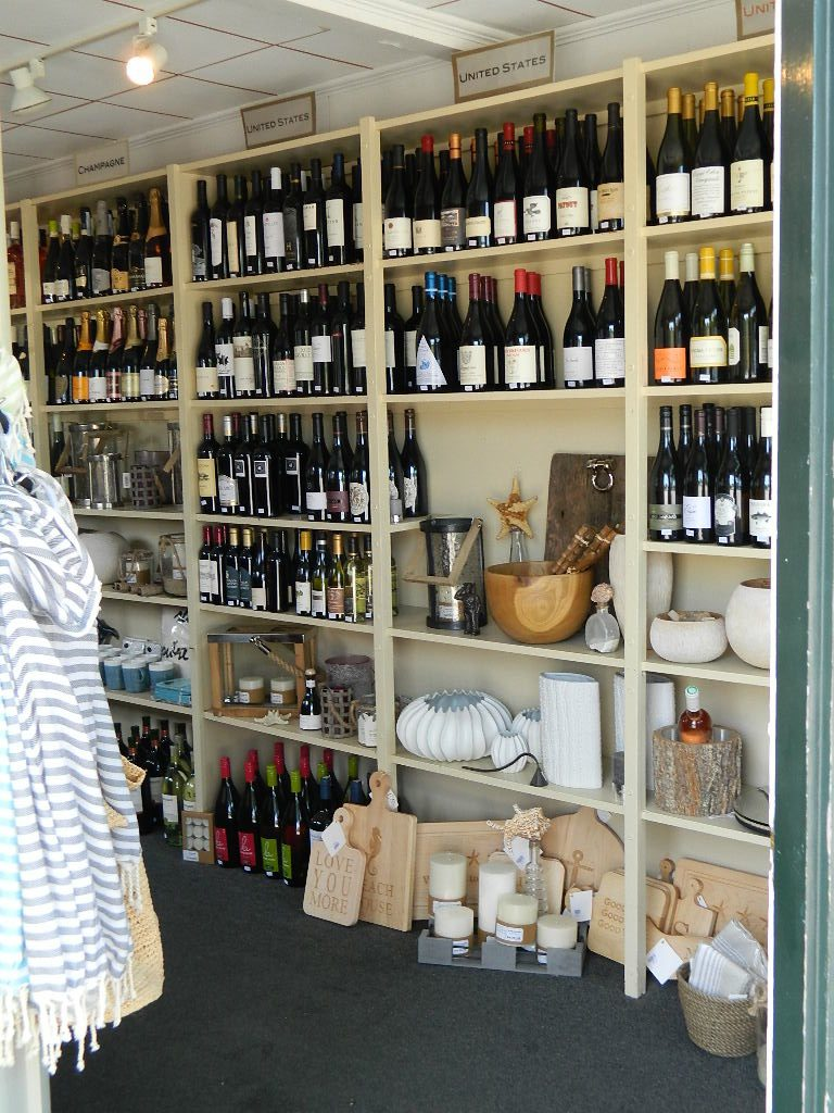Sconset Bookstore Wines