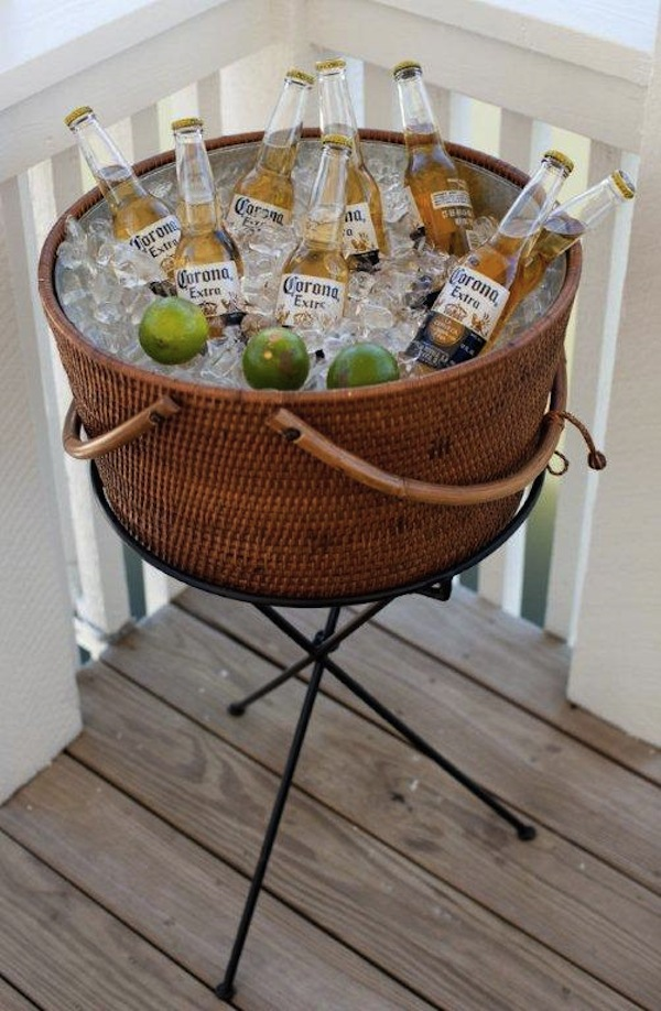 Nantucket Style Beverage Stand