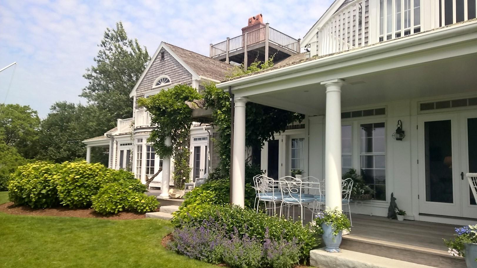 Exquisite Gardens on Monomoy Road