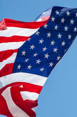 Celebrating 4th of July on Nantucket